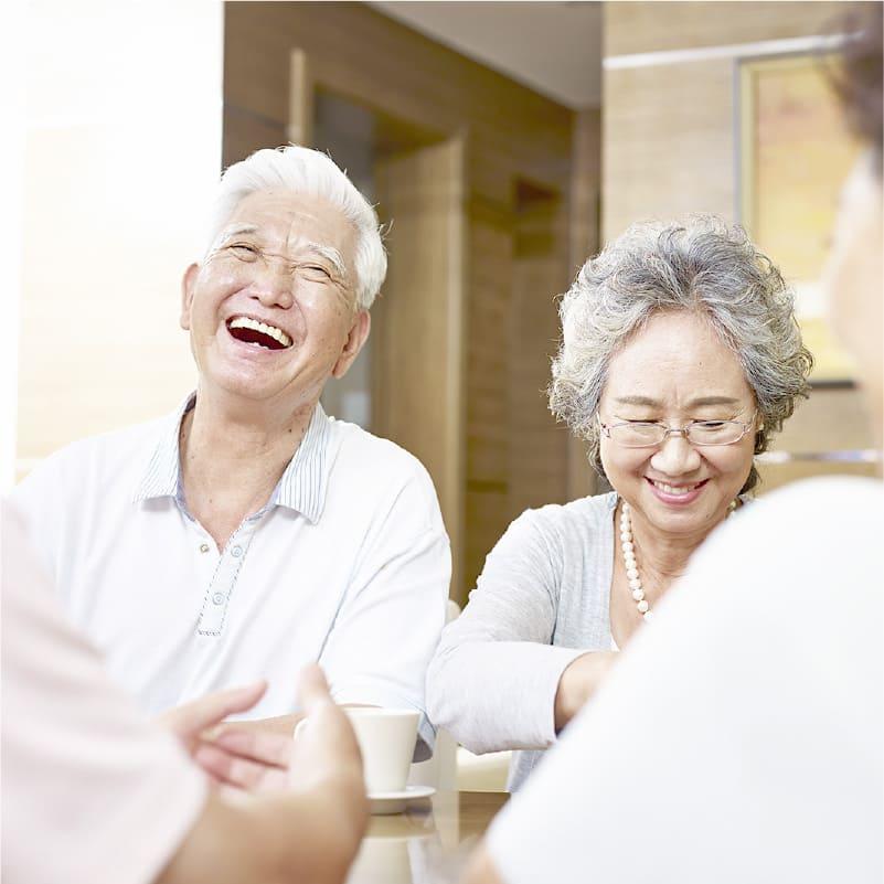 介護保険制度に対応